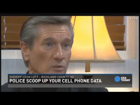 Local Cops Tap Cellphone Data to Spy on You Mp3
