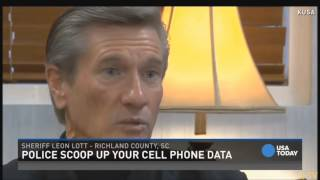 Local Cops Tap Cellphone Data to Spy on You