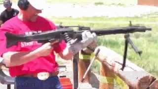 mg 42 german belt fed machine gun