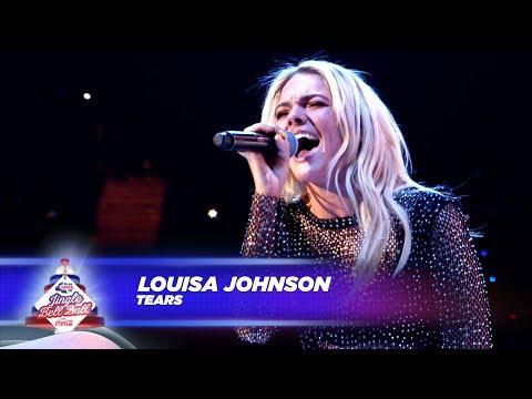 Louisa Johnson - 'Tears' - (Live At Capital's Jingle Bell Ball 2017)
