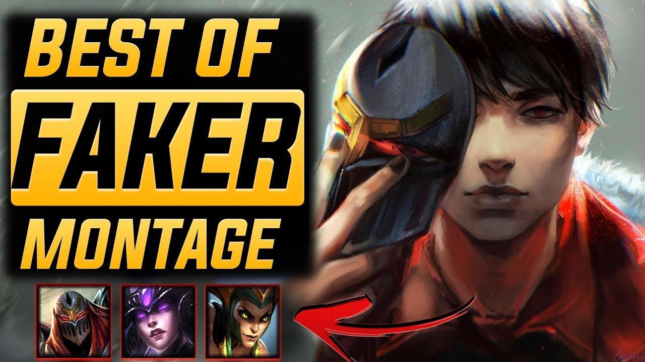 Faker League Of Legends