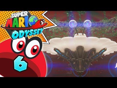 Super Mario Odyssey ITA Parte 6 - BOSS - Torkdrift