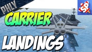 CARRIER LANDINGS & EPIC REVERSE THRUST! (Simple Planes Gameplay) Mp3