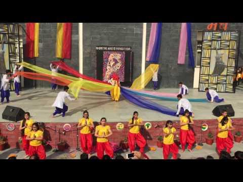 SADDA DIL VI TU//ABCD-DANCE PERFORMAMCE