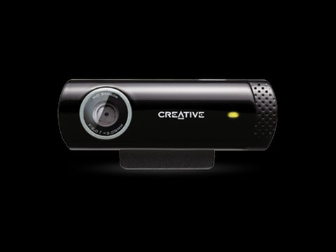 Creative Livecam unboxing mac os compatible
