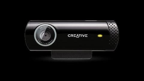 Creative Livecam unboxing mac os compatible