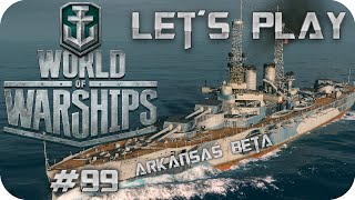 "Lets Play ☆ World of Warships ☆ #99 ""Alles auf null"" [German
