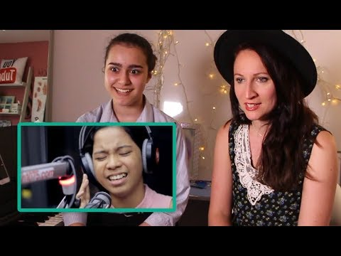 Vocal Coach REACTS to SASSA DAGDAG-IF I WERE A BOY- Beyonce cover WISH 107.5