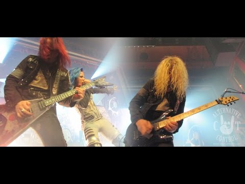 Interview with Jeff Loomis of Arch Enemy @ Summer Slaughter Tour Webster Hall NYC