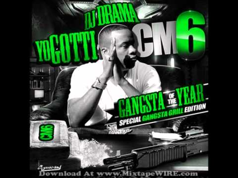 Yo Gotti - Spazz Out (Intro) Prod by Drumma Drama(Cocaine Muzik 6)