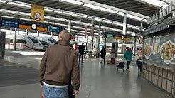 München Hauptbahnhof Hbf Shutdown Corona Ausgehverbot 28. März 2020