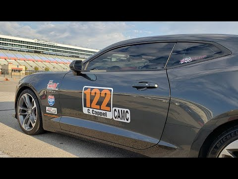 Autocrossing at Texas Motor Speedway 10/6/2019