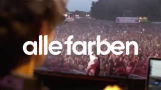 Lollapalooza Berlin 2016 - Alle Farben