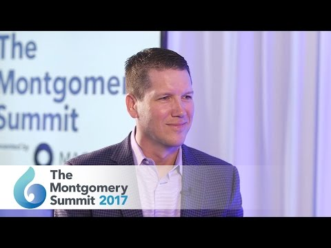 Jeff Richards, GGV Capital at The Montgomery Summit 2017