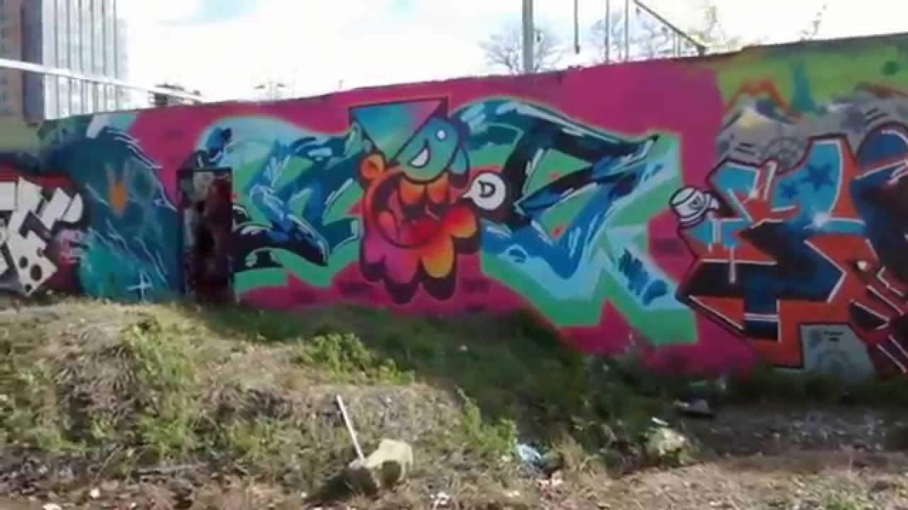 Graffiti wall utrecht - Graffiti Wall Utrecht 26