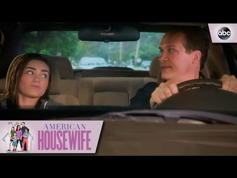 Awkward Dad Moments - American Housewife 1x16
