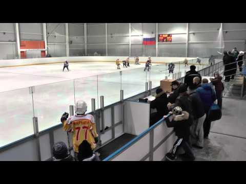 хк кстово 2005-олимп(Лысково) 2 период