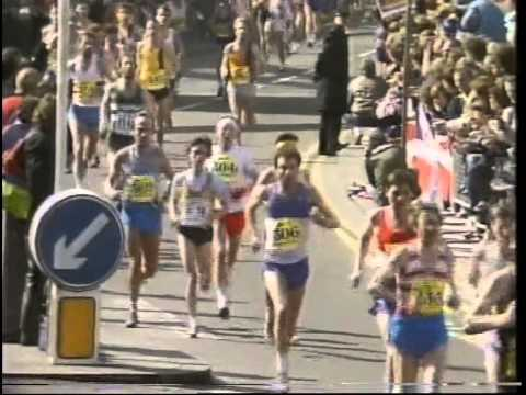 1985 London Marathon, full recording.