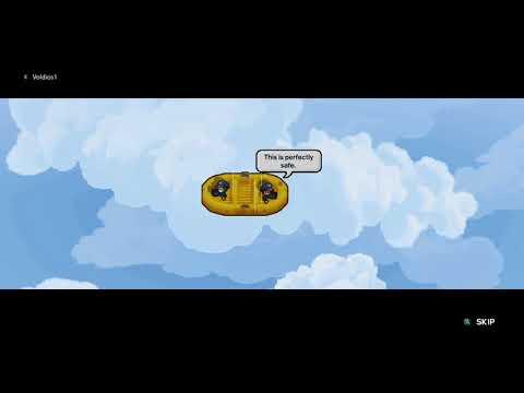 The Escapists 2|Plane/Ship Escape