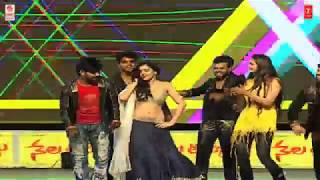 BIJILI Song Performance At Nela Ticket Movie Audio Launch