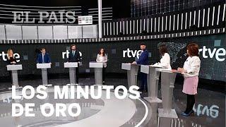 LOS 7 MINUTOS DE ORO para cerrar el DEBATE de portavoces