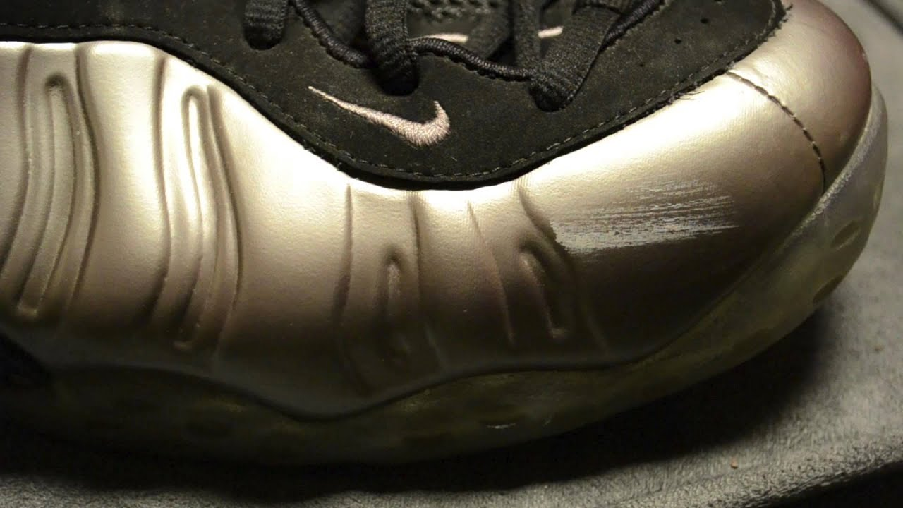 06b3634c417 How to  Remove Scuffs From Nike Foamposite Shoes and Patent Leather ...