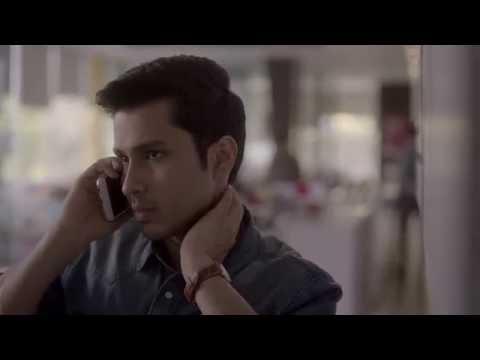Amol Parashar in this cute Vodafone Ad