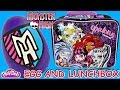 Monster High Surprise Lunch Box Giant Monster High Play Doh Toy Egg Surprise
