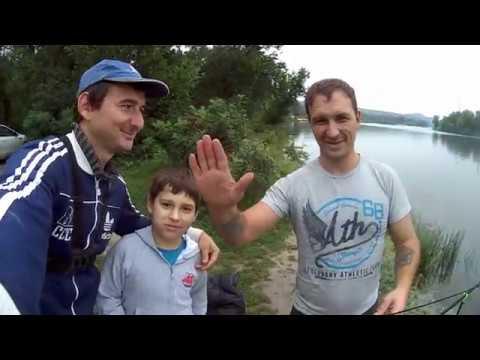 Рыбалка на Северском Донце,Ростовская область,г.Донецк. На рыбалку...,а не за рыбой !