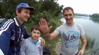 Риболовля на Сіверському Дінці,Ростовська область,р. Донецьк. На рибалку...,а не за рибою !