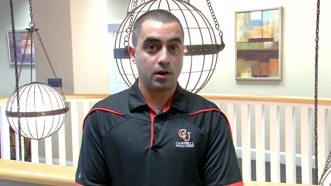 Doctor of physical therapy program - Campbell S Doctor Of Physical Therapy Program