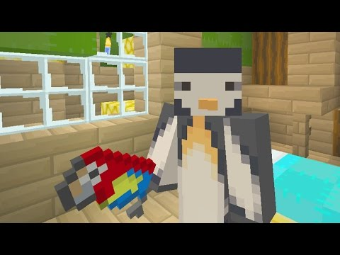 Minecraft Xbox - Murder Mystery - Adventure Time Treehouse