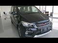 Wuling Confero S L Luxury 1.5 DVVT 2017 First Impression Review Indonesia