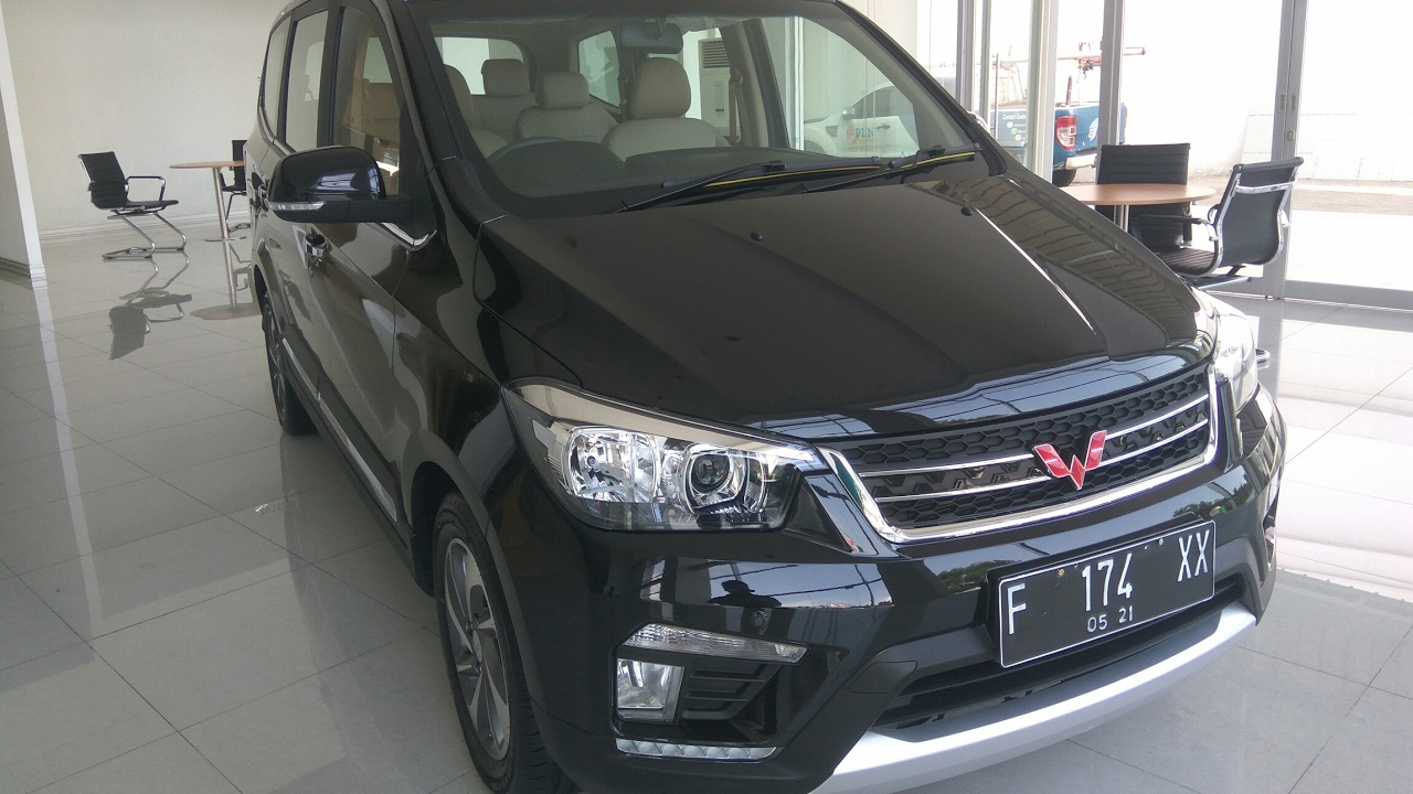 Wuling Confero S (Hong Guang) 1.5 Luxury (2017) First Impression & In Depth Review Indonesia