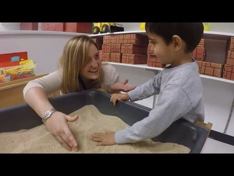 Callier Preschool Programs for Children with Autism