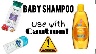 BABY SHAMPOO : Good or Bad? (MEN/WOMEN)