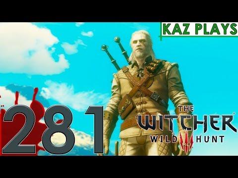 THE WITCHER 3: WILD HUNT #281◄KAZ► Address It To Customer Service