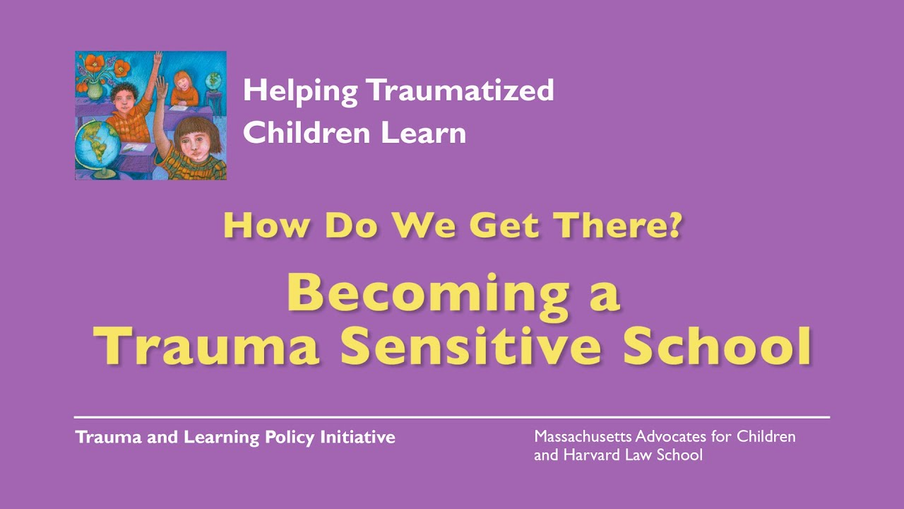 Video On Impact Of Trauma On Learning >> Videos Trauma Sensitive Schools Safe And Supportive Schools