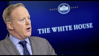 WATCH: Sean Spicer Press Secretary White House Press Briefing from Washington DC 4-19-17