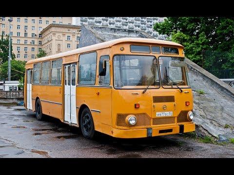 """""""Быль дорог: Старый автобус"""""""