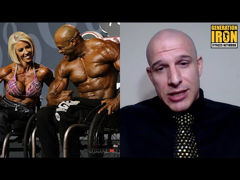 """Nick Scott On Growing Pro Wheelchair Bodybuilding Popularity: It's Not """"If"""" But """"When"""""""