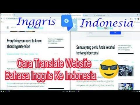 Cara Translate Website Di Google Chrome Otomatis Youtube