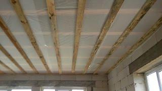видео Подшиваем потолок - какую доску выбрать?