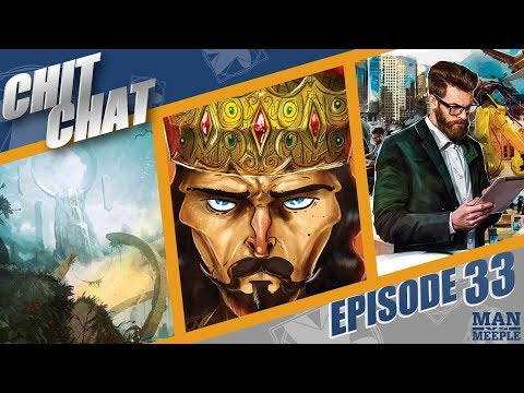 Chit Chat - Episode 33 - Is There A Board Game Bubble?