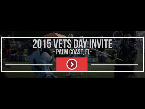 2015 Vets Day Invitational | 2015 Fall Lacrosse Highlights
