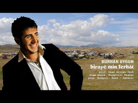 Koçgiri , Burhan Uygun - birayê min ferhat [ Koçgiri kurdish poetry ]