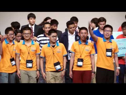 IMO 2016 Team Parade - YouTube
