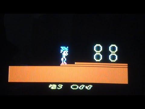 Zippy the Porcupine on Atari 2600