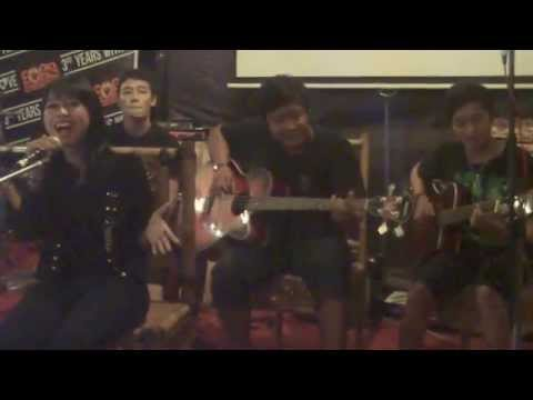 (Cover) Sandiwara Cinta - DeJaVu Band Live at Copa