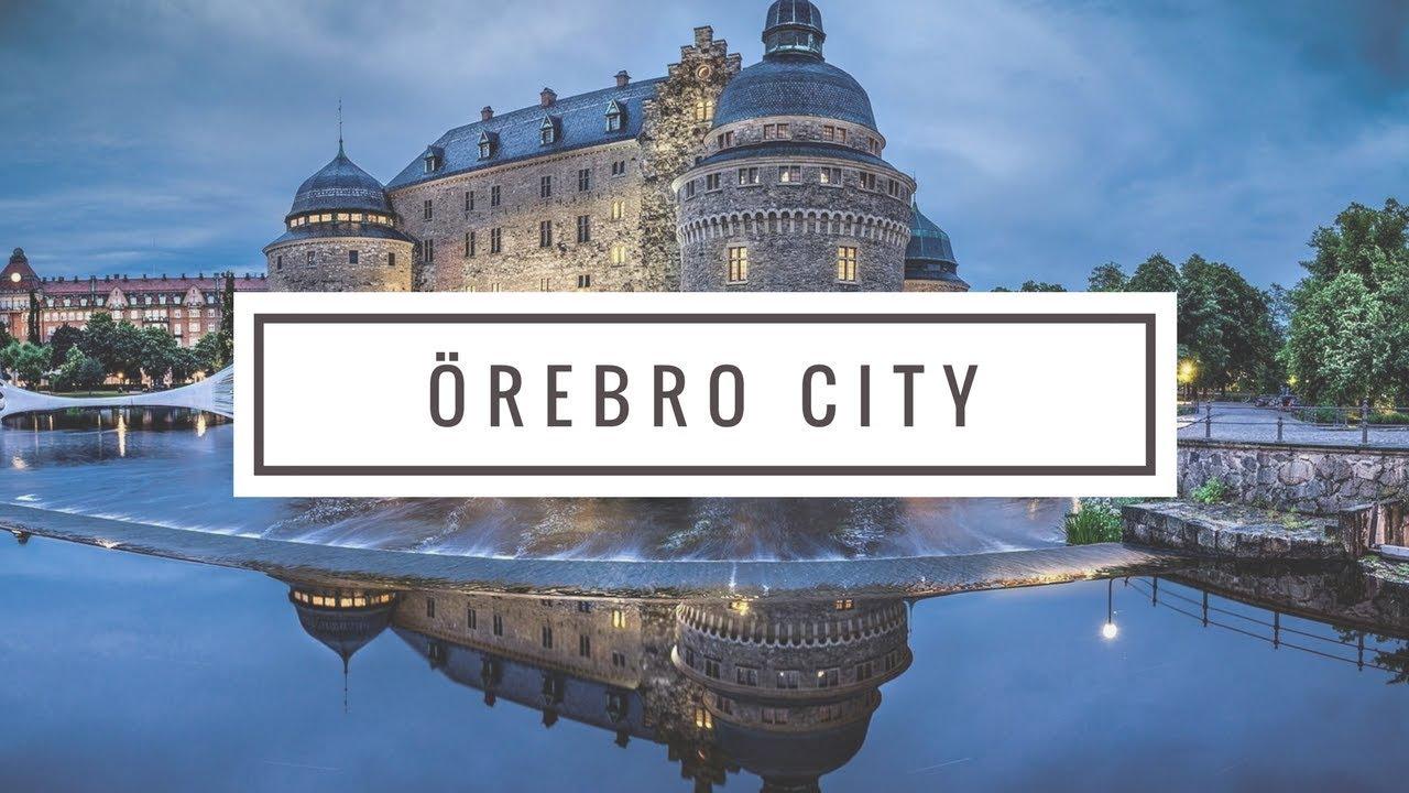 city örebro
